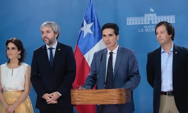 """Gonzalo Martner y agenda económica del Gobierno: """"Va en la dirección correcta, pero es insuficiente"""""""
