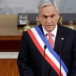 Presidente Piñera firma proyecto para endurecer penas por quema de buses y camiones