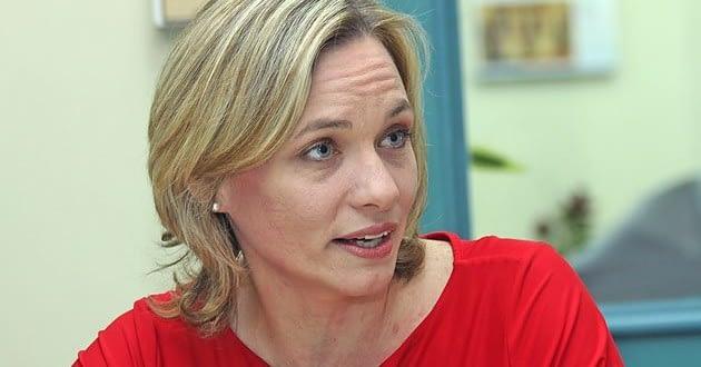 """Carolina Goic: """"La agenda del Gobierno debe estar acotada a lo que nos une"""""""