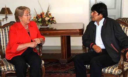 Tensión tras la detención de dos policías chilenos en territorio boliviano