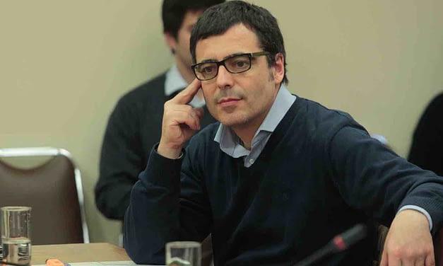 """Sebastián Álvarez por distanciamiento de parlamentarios Evópoli: """"Es una decisión regionalista porque en La Araucanía existe un desencanto con el Gobierno"""""""