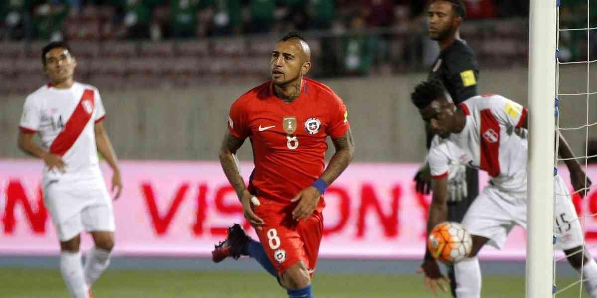 Chile confirma amistoso con Perú en octubre
