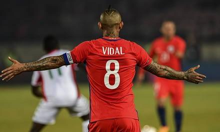 Arturo Vidal se suma con sentido mensaje a la Selección