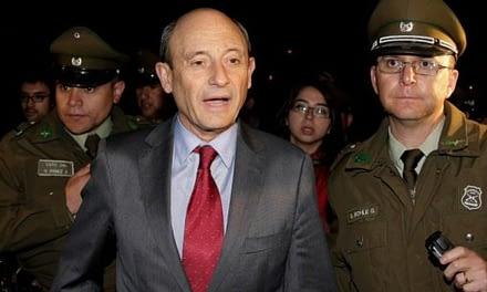 Juez Carroza acusa a ex general Cheyre como cómplice de la muerte de 15 personas