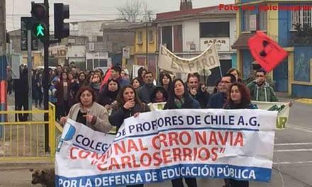 Primer Servicio Local de Educación en paro por deuda de municipios