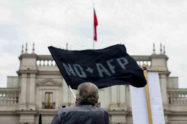 No+AFP cuestiona voluntad del Gobierno para apresurar cambios al sistema previsional
