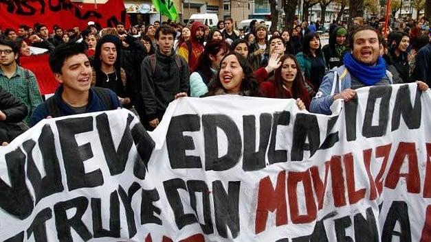 Gobierno niega autorización a la Confech para marchar por Valparaíso