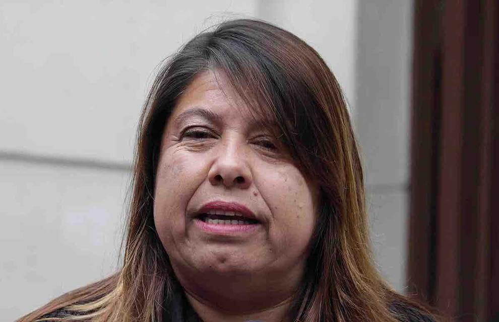 """Claudia Mix: """"Acusación contra Mañalich es pertinente y tiene mérito, por lo que esperamos que sea aprobada"""""""