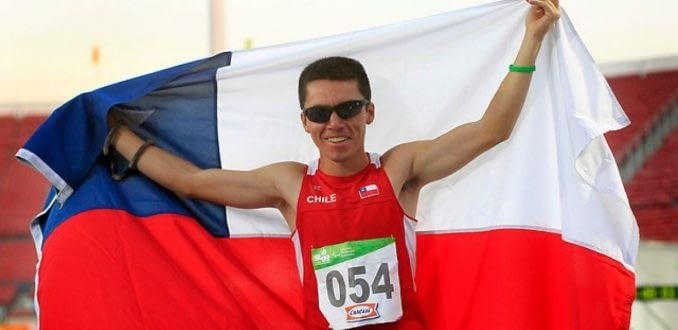 Cristián Valenzuela avanza a una nueva final en Mundial de Atletismo Paralímpico