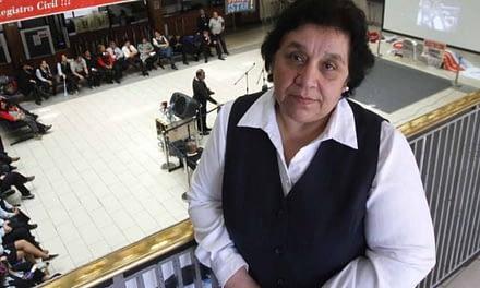 """Nelly Díaz: """"Este caos no conviene a nadie, hay que conversar"""""""