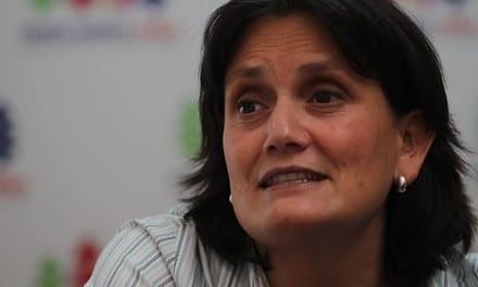 """Laura Albornoz a Rincón: """"No eres inocente, fuiste al Sernam a pedir que se archivara la denuncia"""""""