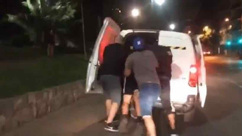 Tribunal decreta prisión preventiva para joven detenido por carabineros de civil