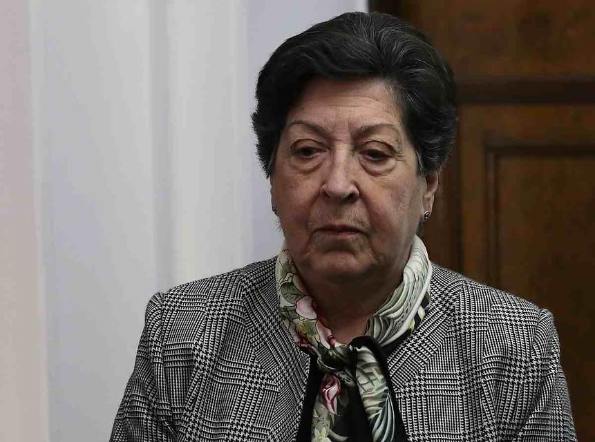 Carmen Frei cuestiona cercanía de su hermano Eduardo con el Gobierno
