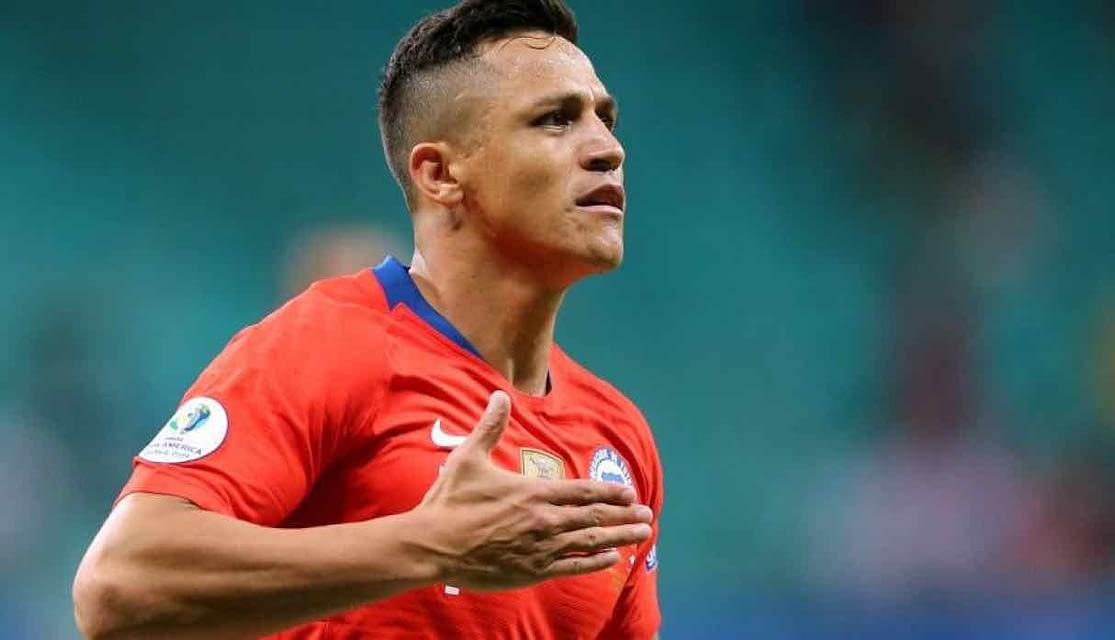 Chile pasa a cuartos de final en Copa América 2019