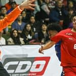 """DT del balonmano juvenil: """"Buscamos cambiar la mentalidad de nuestros jugadores"""""""