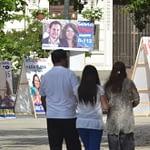 Comienza periodo de propaganda electoral en las calles y franja televisiva