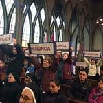 """Líder de Laicos: """"Que la iglesia reconozca que Osorno es una herida abierta y sangrando"""""""