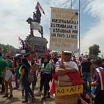 """Hoy es el día: la """"Marcha pacífica más grande de la historia de Chile"""""""