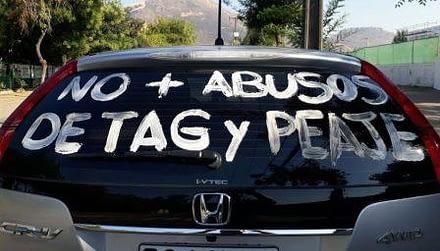 Las demandas contra el Tag que paralizaron las autopistas