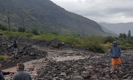 Privatización del agua: la causa de la crisis sanitaria tras los aluviones