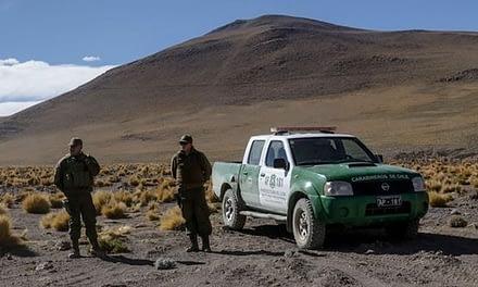 Tensión en la frontera: la policía chilena arrestó a militares bolivianos y estuvieron a punto de enfrentarse