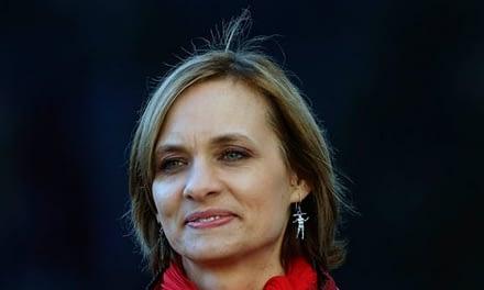 Carolina Goic alaba a la Concertación, desliza críticas a Bachelet y se gana aplausos del gran empresariado