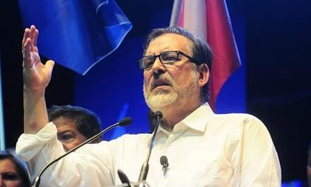 """La jugada de Guillier para """"conquistar"""" a los partidos y al centro político"""