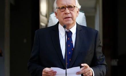 """Jorge Burgos: """"La centroizquierda debe lograr una o dos listas parlamentarias"""""""