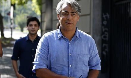 Marco Enríquez-Ominami inscribe su tercera candidatura presidencial