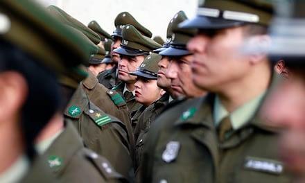 Fraude en Carabineros: Imputados quedan con arresto domiciliario total