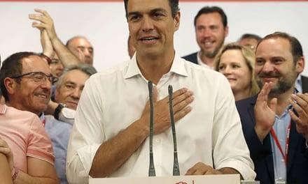 El crujido de la Internacional Socialista en España