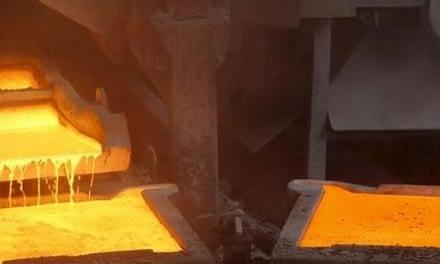Trabajadores de mineras del Grupo Luksic a un paso de la huelga