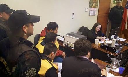 Imputados por agresión a jóvenes en Puerto Natales quedan en prisión preventiva