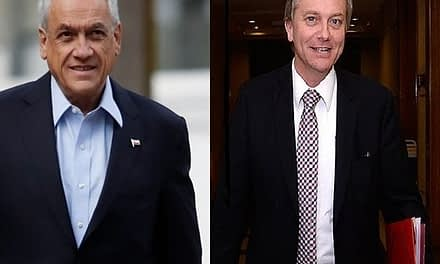 """La avanzada de Piñera por ganar el voto de la """"familia militar"""""""