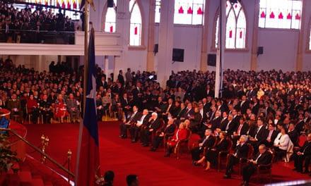 Evangélicos avanzan de la mano de Chile Vamos para irrumpir en política nacional