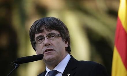 """Presidente catalán descarta convocar a elecciones: """"no hay ninguna garantía"""""""