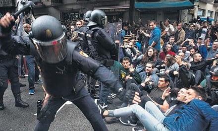 Con Cataluña en el corazón*