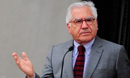 Ministro del Interior anuncia reformas a Ley Antiterrorista y a prisión preventiva