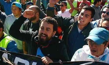 Trabajadores portuarios cumplen once días de movilizaciones