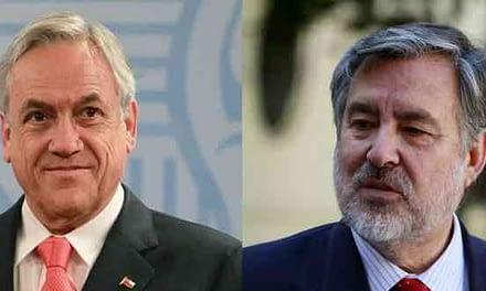 Primeros resultados: Sebastián Piñera y Alejandro Guillier a segunda vuelta
