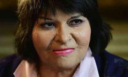 """Carmen Gloria Quintana: """"El ministro Campos parece abogado de los genocidas"""""""