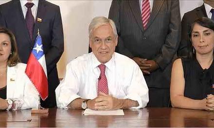 Perfil técnico y cercanos al mundo empresarial, así son los intendentes de Sebastián Piñera