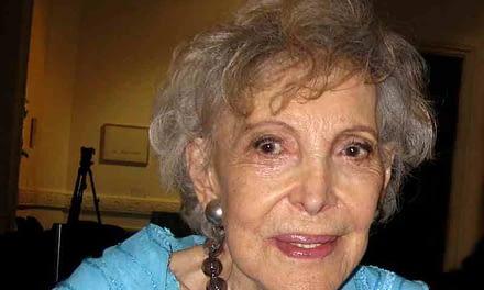 Fallece Nelly Meruane, destacada actriz de televisión y teatro
