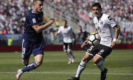"""En un deslucido superclásico, Colo Colo mantiene su racha de victorias sobre la """"U"""""""