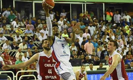 Chile no pudo ante Rep. Dominicana por las clasificatorias al Mundial de Básquetbol