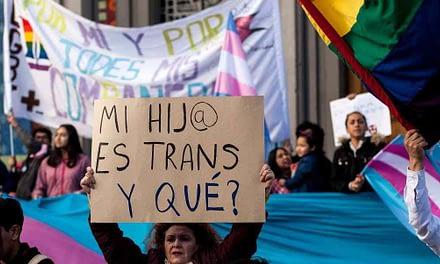 Derecho a ser: Ley de Identidad de Género es promulgada después de años de tramitación