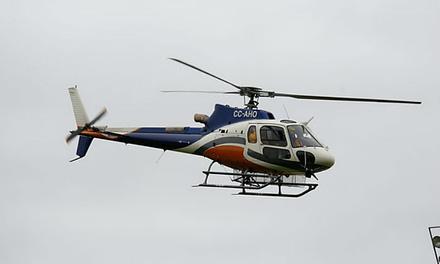 Helicóptero que trasladaba a trabajadores se estrelló en Quilpué Seis personas fallecieron producto del accidente.