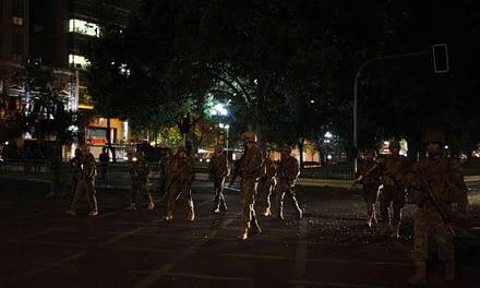 Gobierno se pronuncia por toque de queda: suman 1500 uniformados