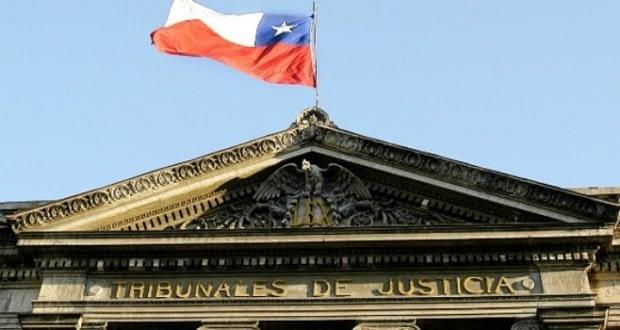 Trabajadores del Poder Judicial se suman a protesta por reajuste