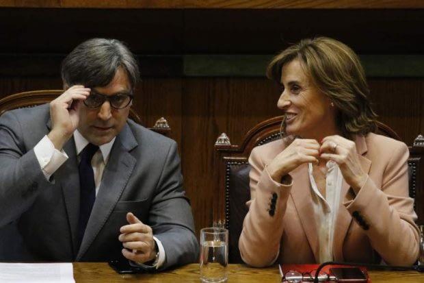La Cámara de Diputados decidió, este martes, rechazar la acusación constitucional en contra de Marcela Cubillos